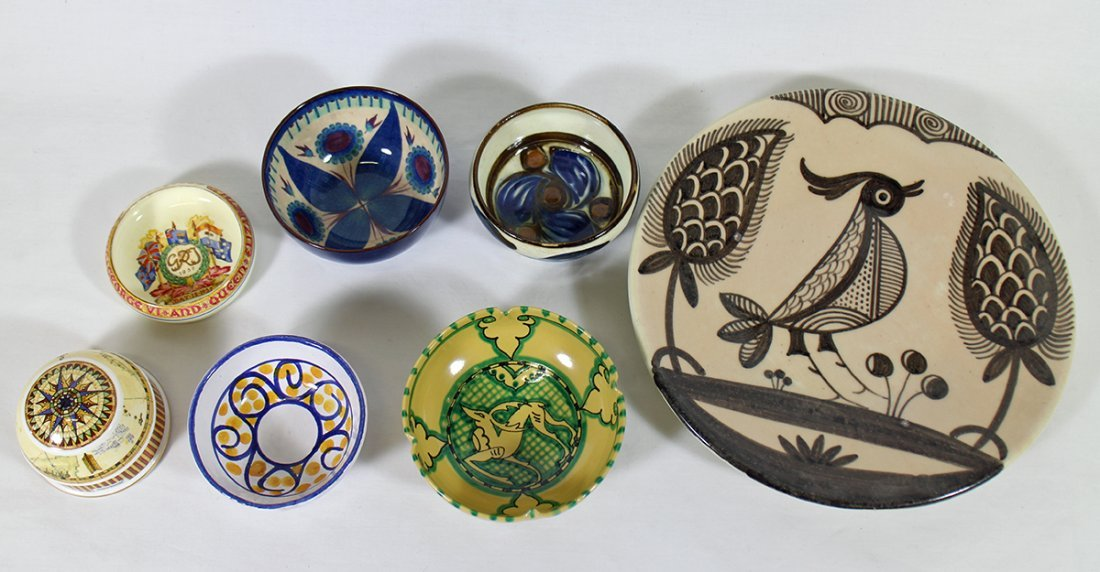 VINTAGE POTTERY COLLECTION - 2