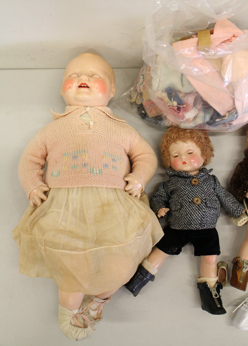 VINTAGE & ANTIQUE DOLLS - 2