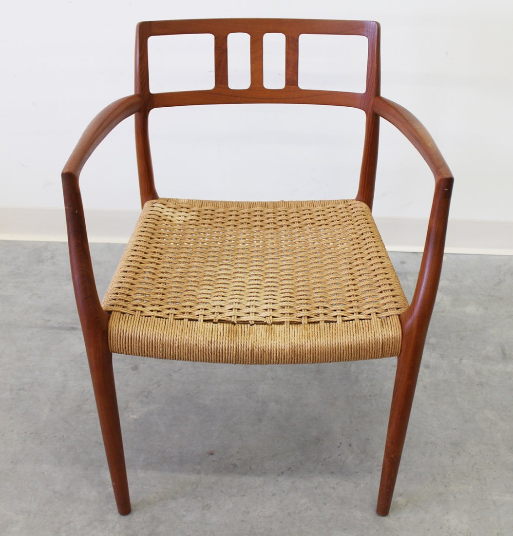 DANISH MODERN ARMCHAIR - 2