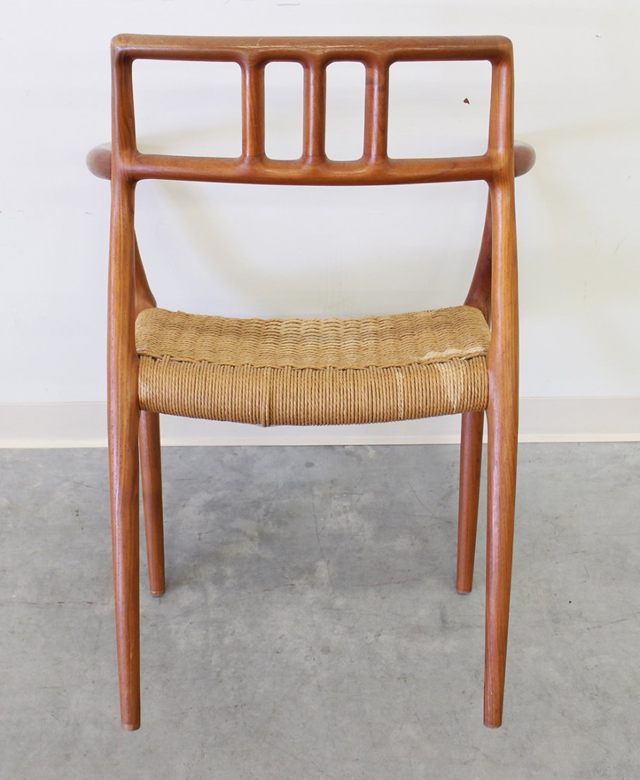 DANISH MODERN ARMCHAIR - 3