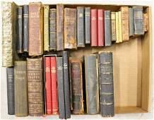 ANTIQUE BIBLES HYMNS  PRAYER BOOKS