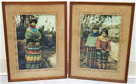(2) NATIVE AMERICAN PHOTOGRAPHS