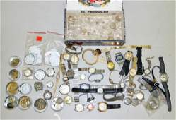 VINTAGE WATCHES & PARTS