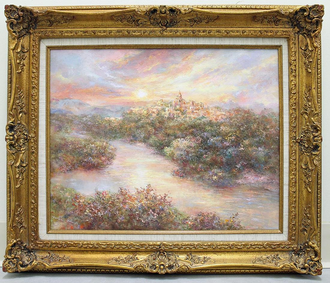 THERESE KNOWLES PAINTING