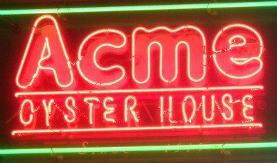 2: Magnum Reserve Port/Acme Oyster House