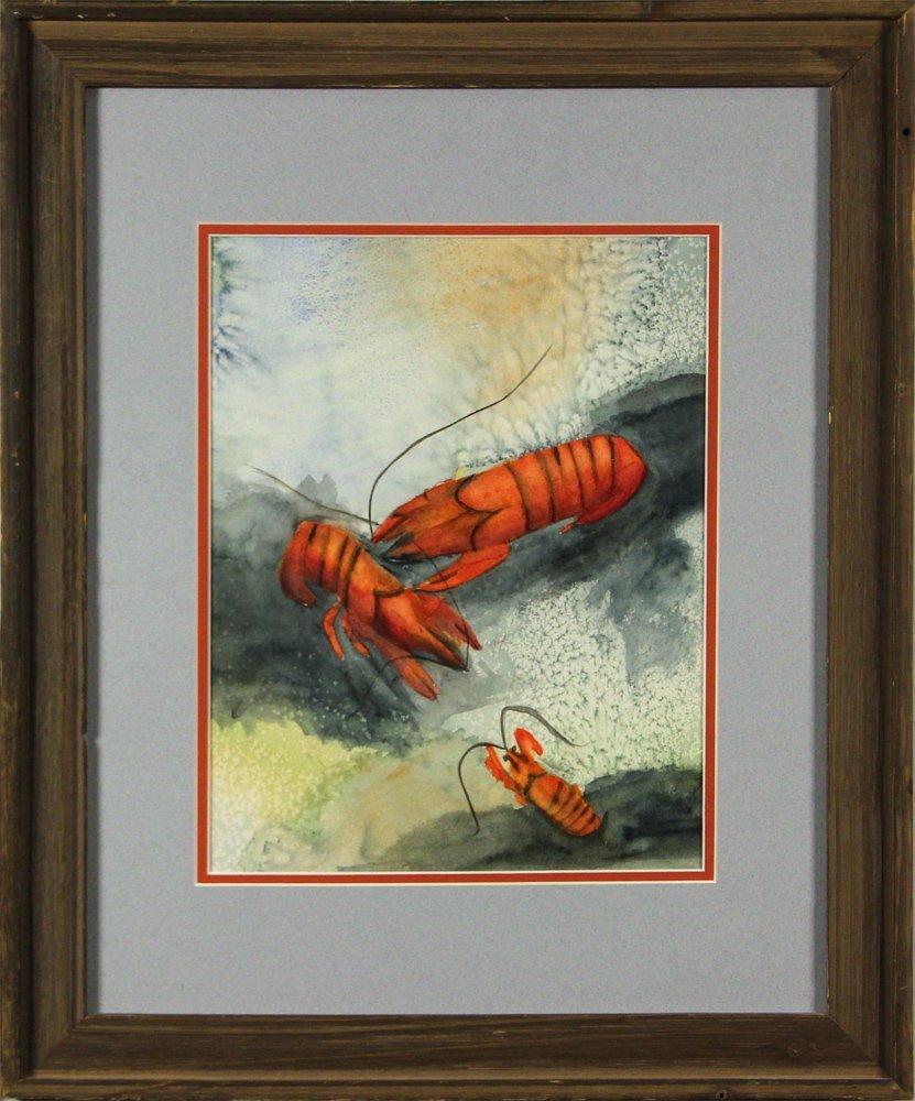 150: MURPHY WATERCOLOR