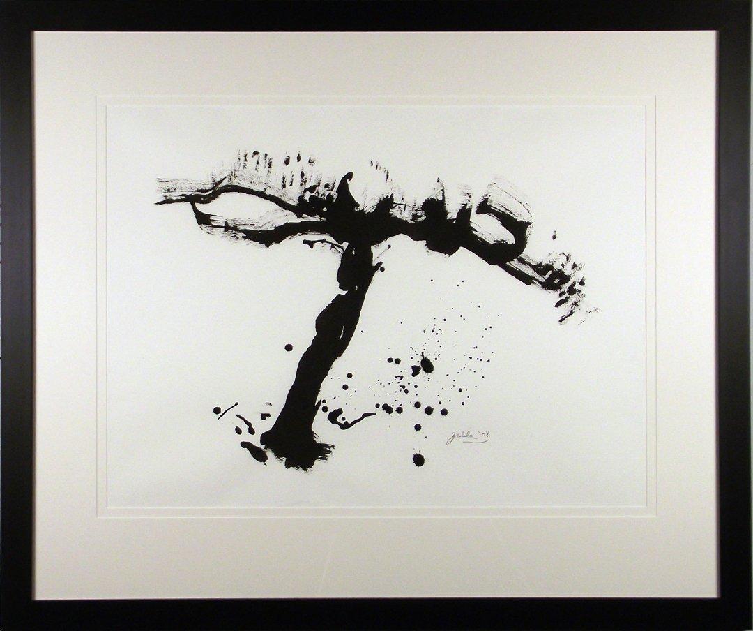 181: FUNCK INK DRAWING