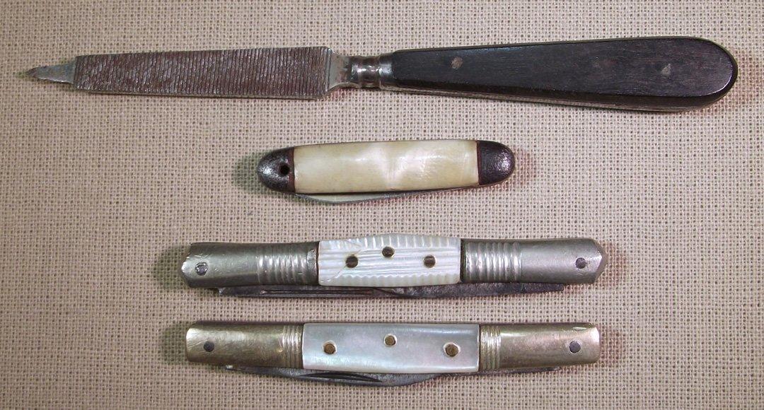 191: KNIVES & FILE