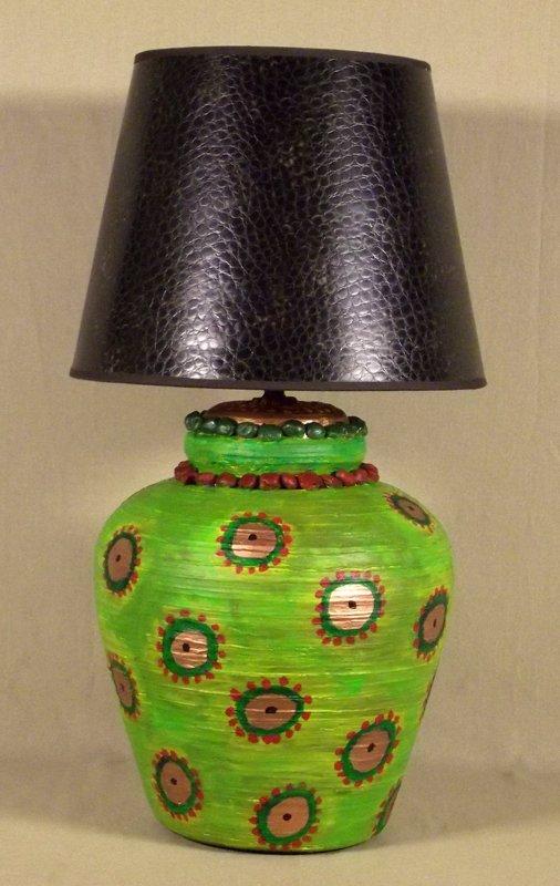 454 - Utterback Lamp