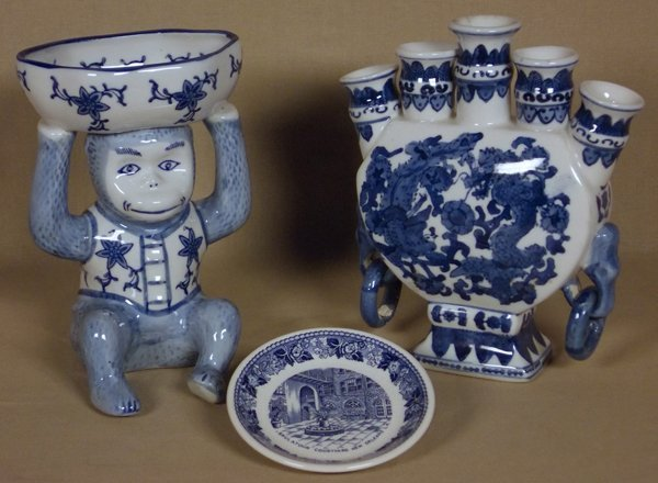 PORCELAIN PIECES