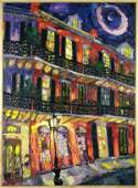 GALLERY BOARD MICHALOPOULOS EMBELLISHED GICLEE