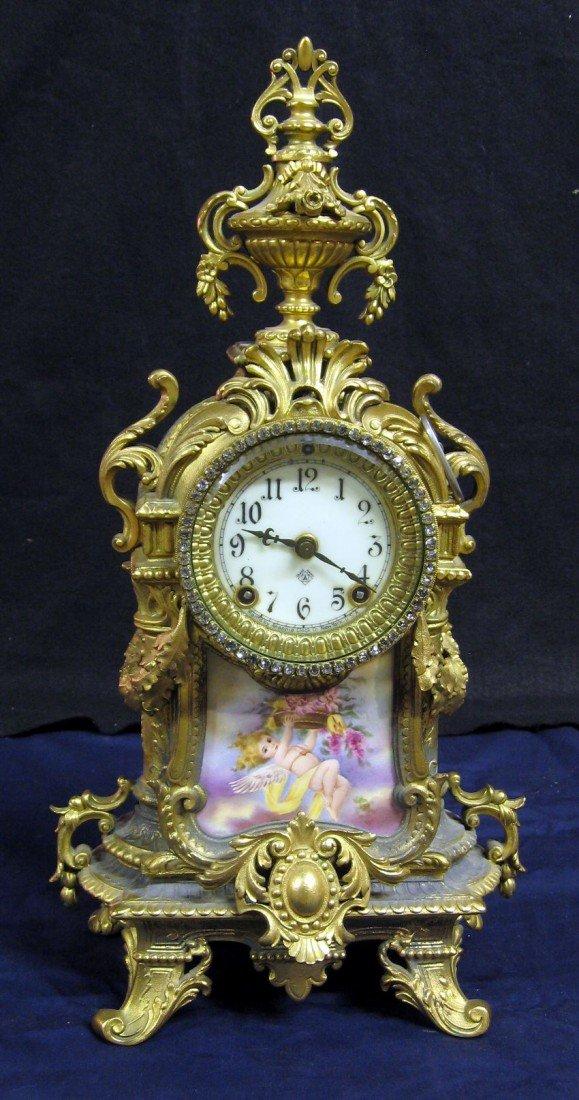 4: Ansonia Clock
