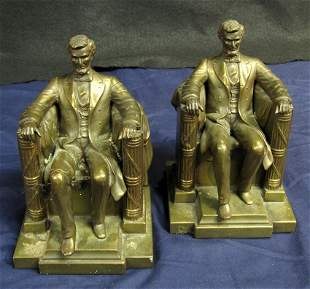 Jennings Brothers Bookends