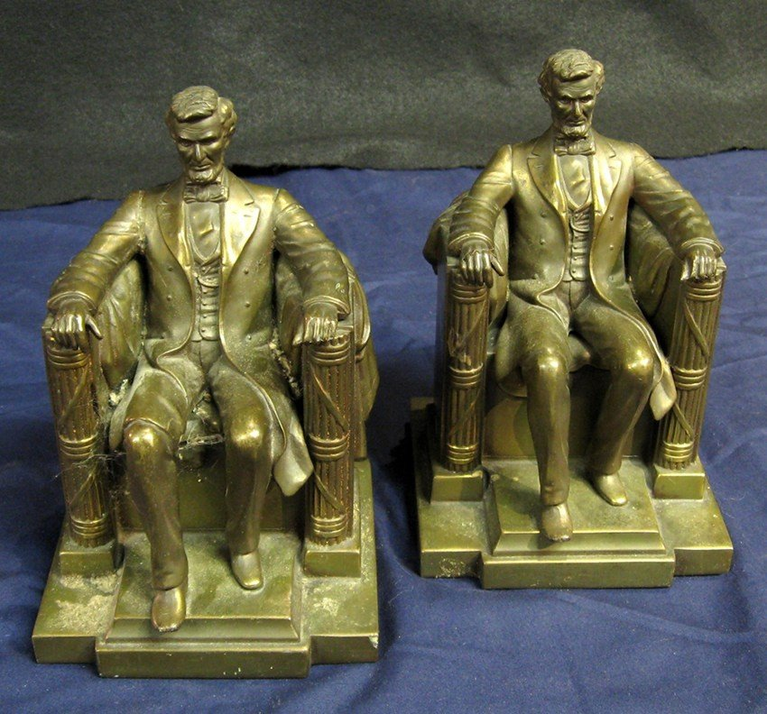 23: Jennings Brothers Bookends
