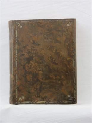 DINOUART, ABBE. Manuscript of Dinouarts sermons and
