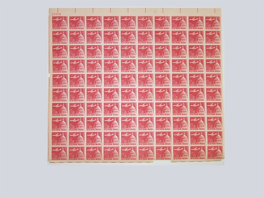 US Stamps American