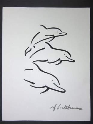 Lichtenstein Print