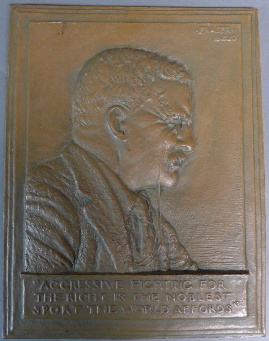 James Earl Fraser, American (1876-1953)