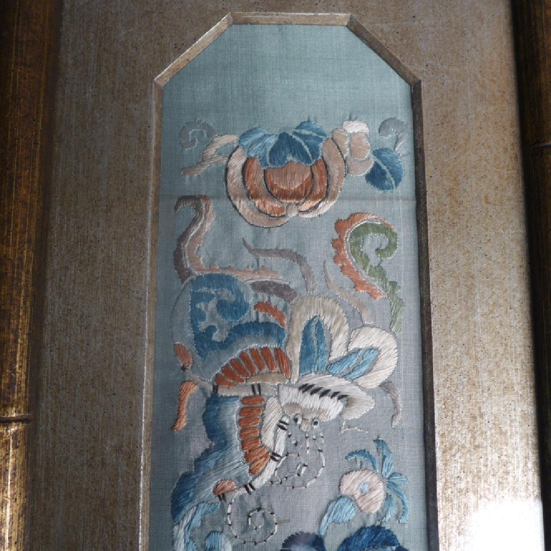 Antique Chinese Embroidery - 6