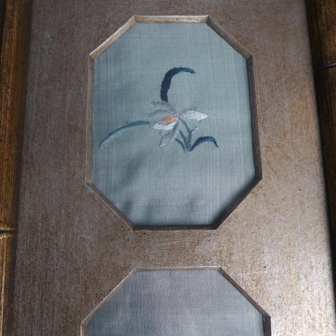 Antique Chinese Embroidery - 7