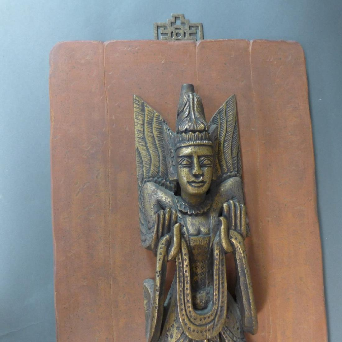Carved Architectural Element of Garuda - 3