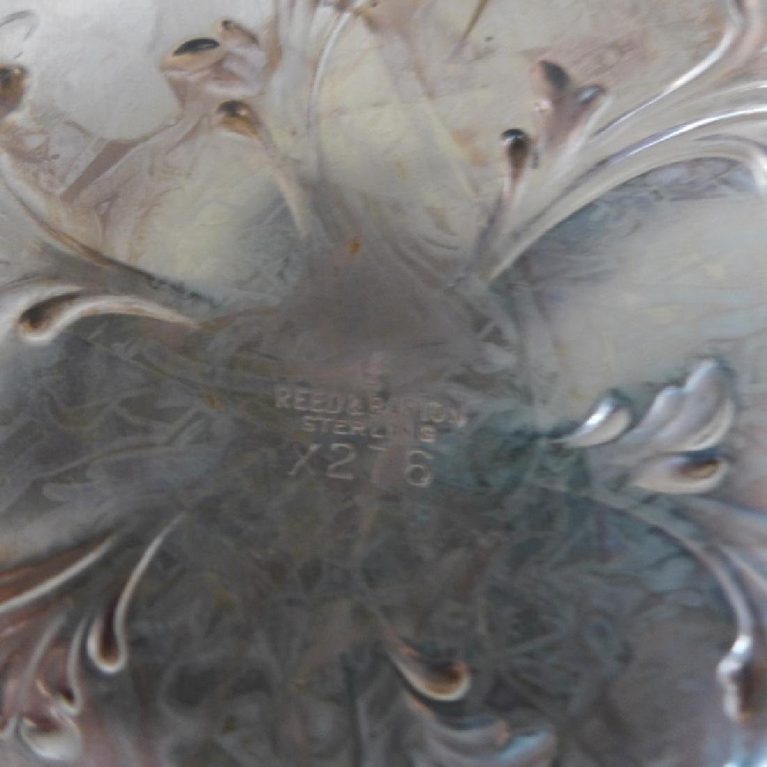 Sterling Silver Decorative Plate Grouping - 6