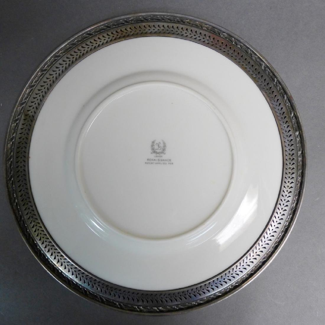 Sterling Silver Decorative Plate Grouping - 8