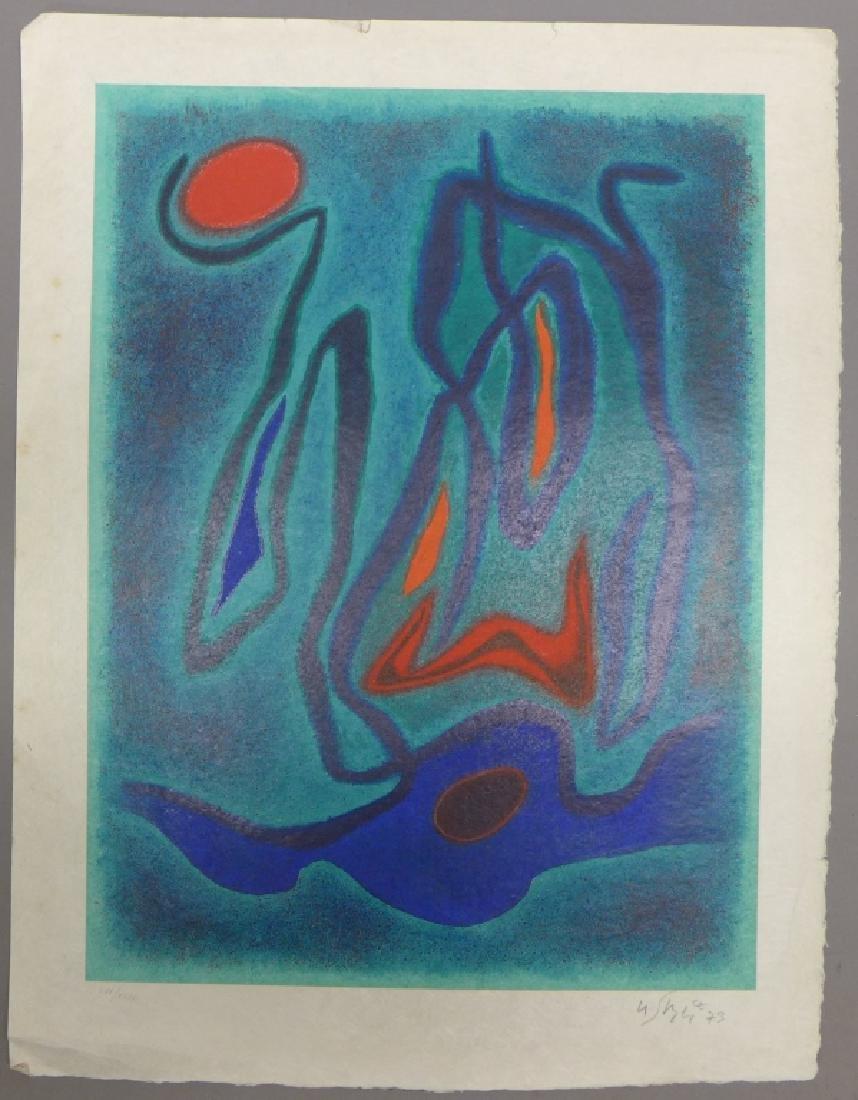 Modern Abstract Print