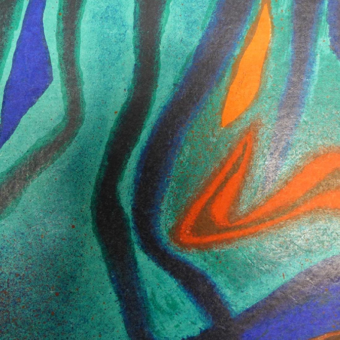 Modern Abstract Print - 3