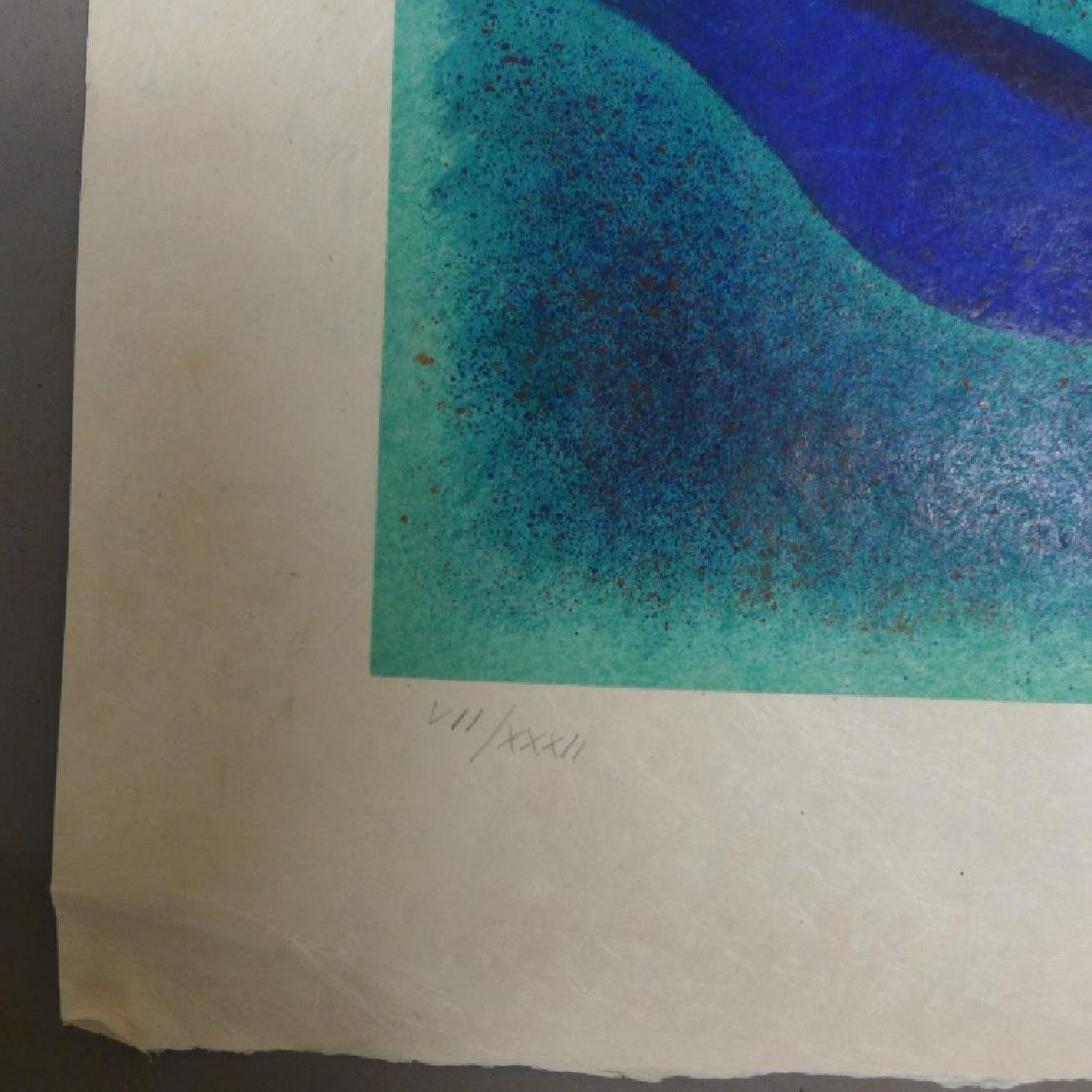 Modern Abstract Print - 5