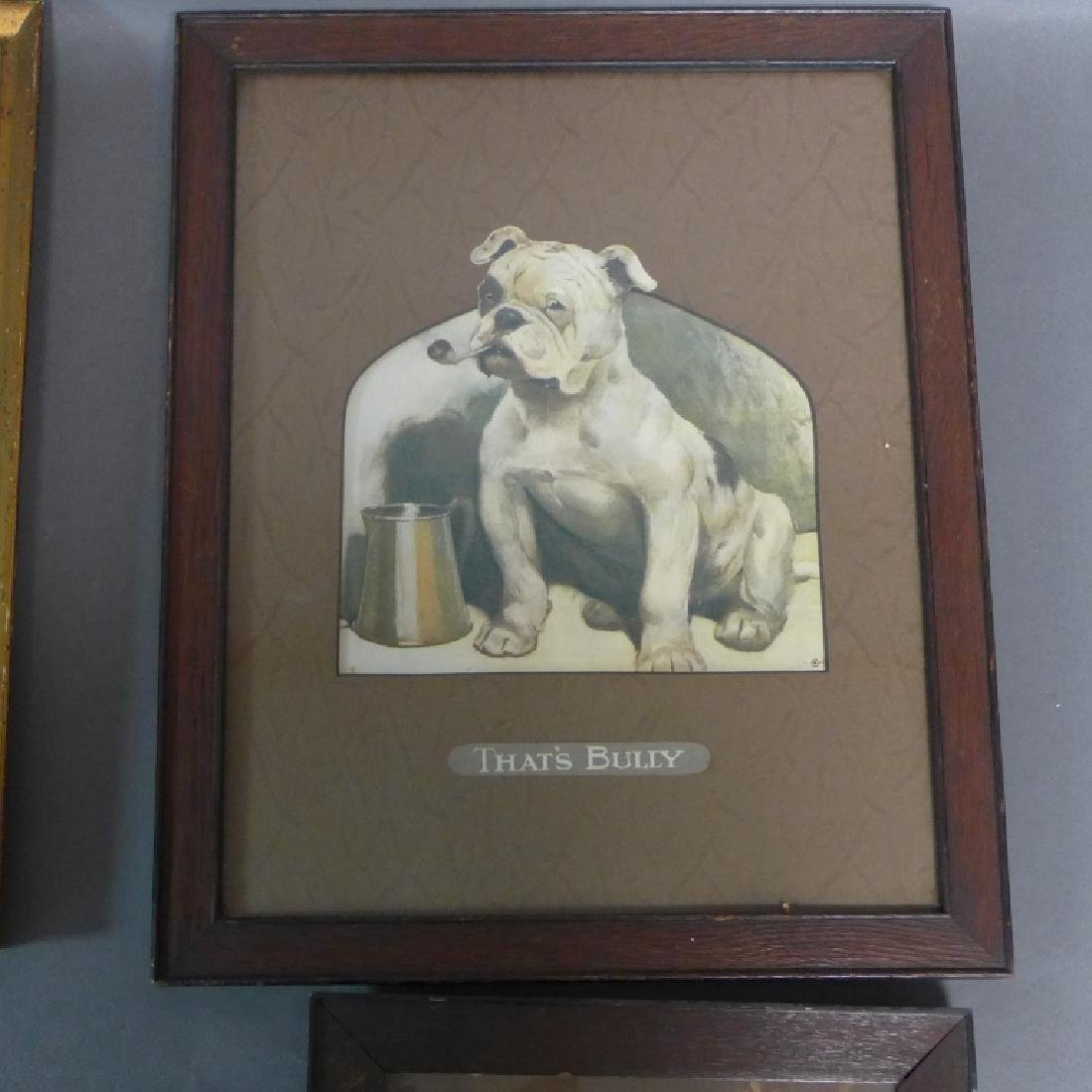 Grouping of Antique & Vintage Dog Prints - 5