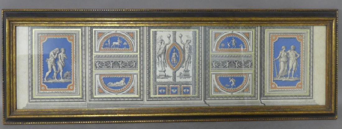 Saxon & Clemens Framed Artwork