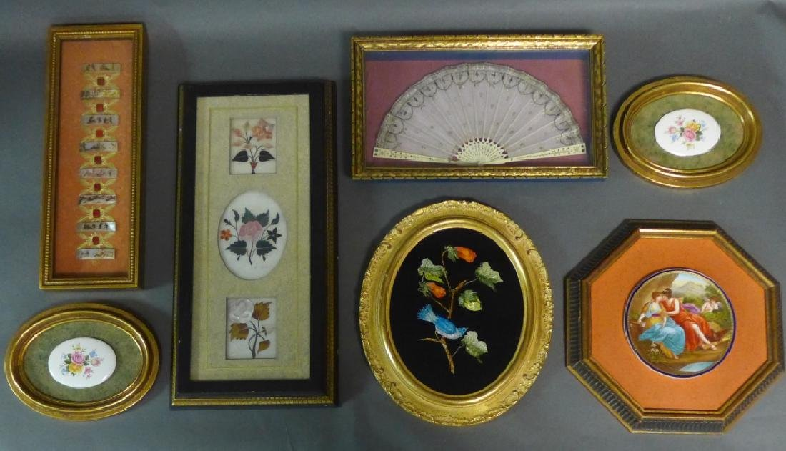 Framed Art by Saxon & Clemens Pictures