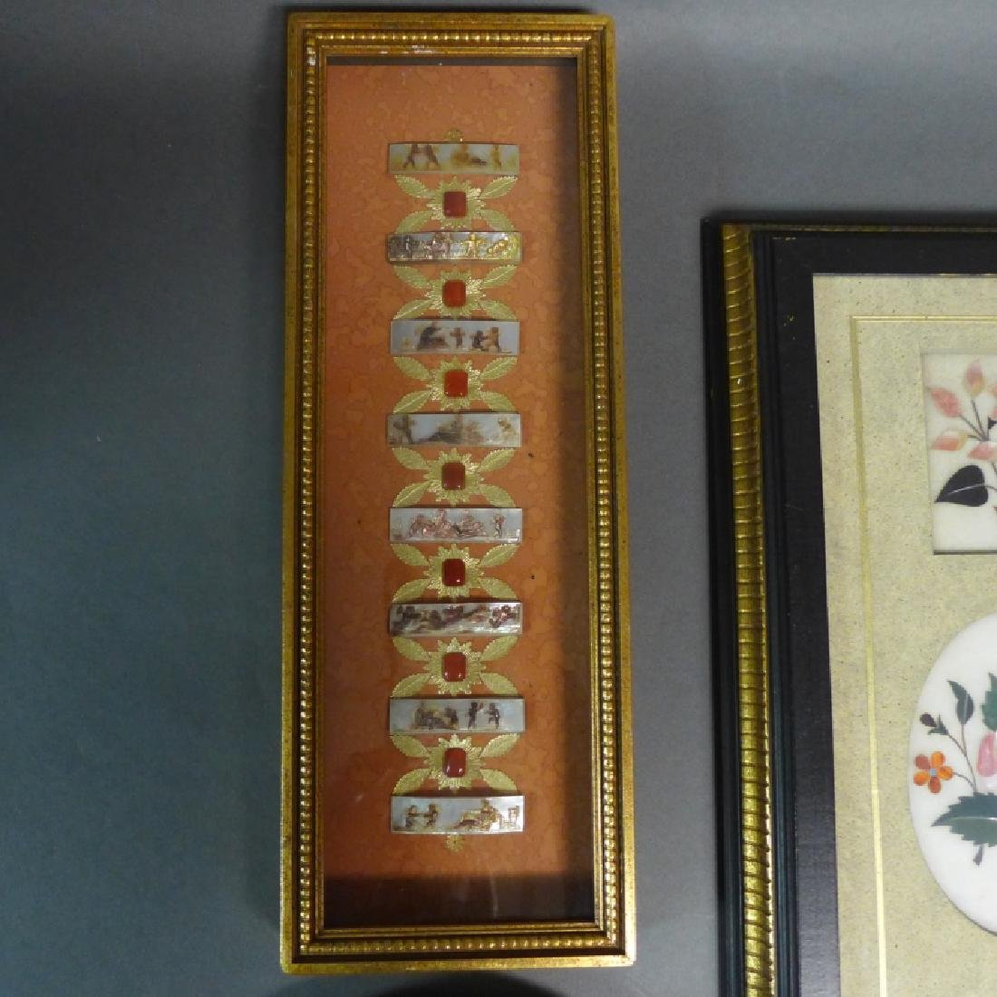 Framed Art by Saxon & Clemens Pictures - 3