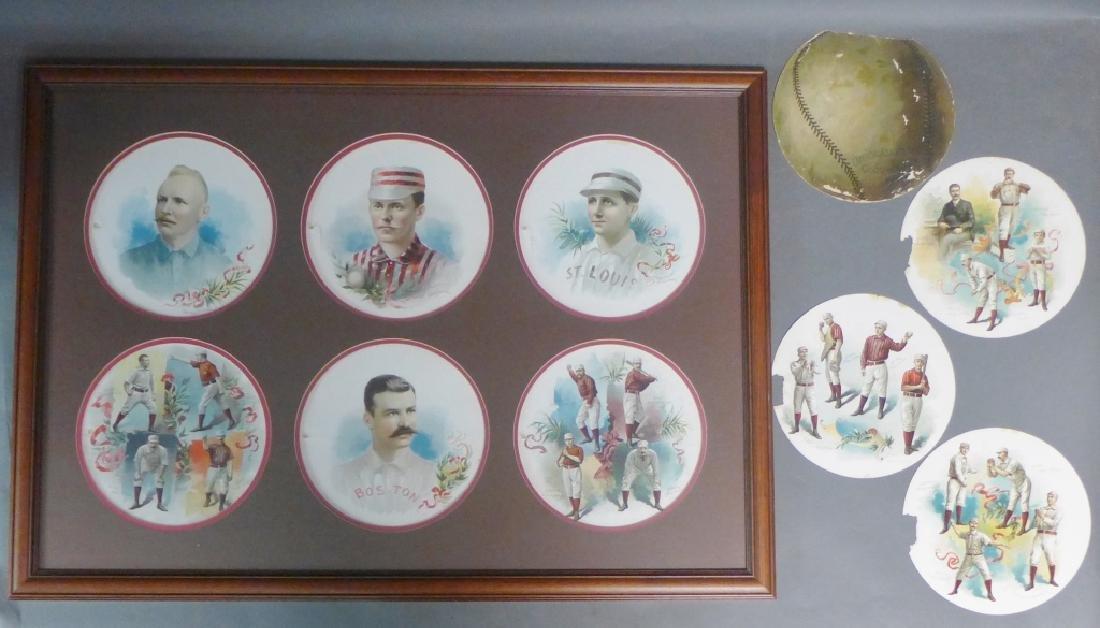 1889 A35 Goodwin Round Album