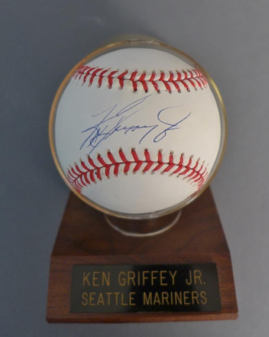 American League Signed Baseballs - 2