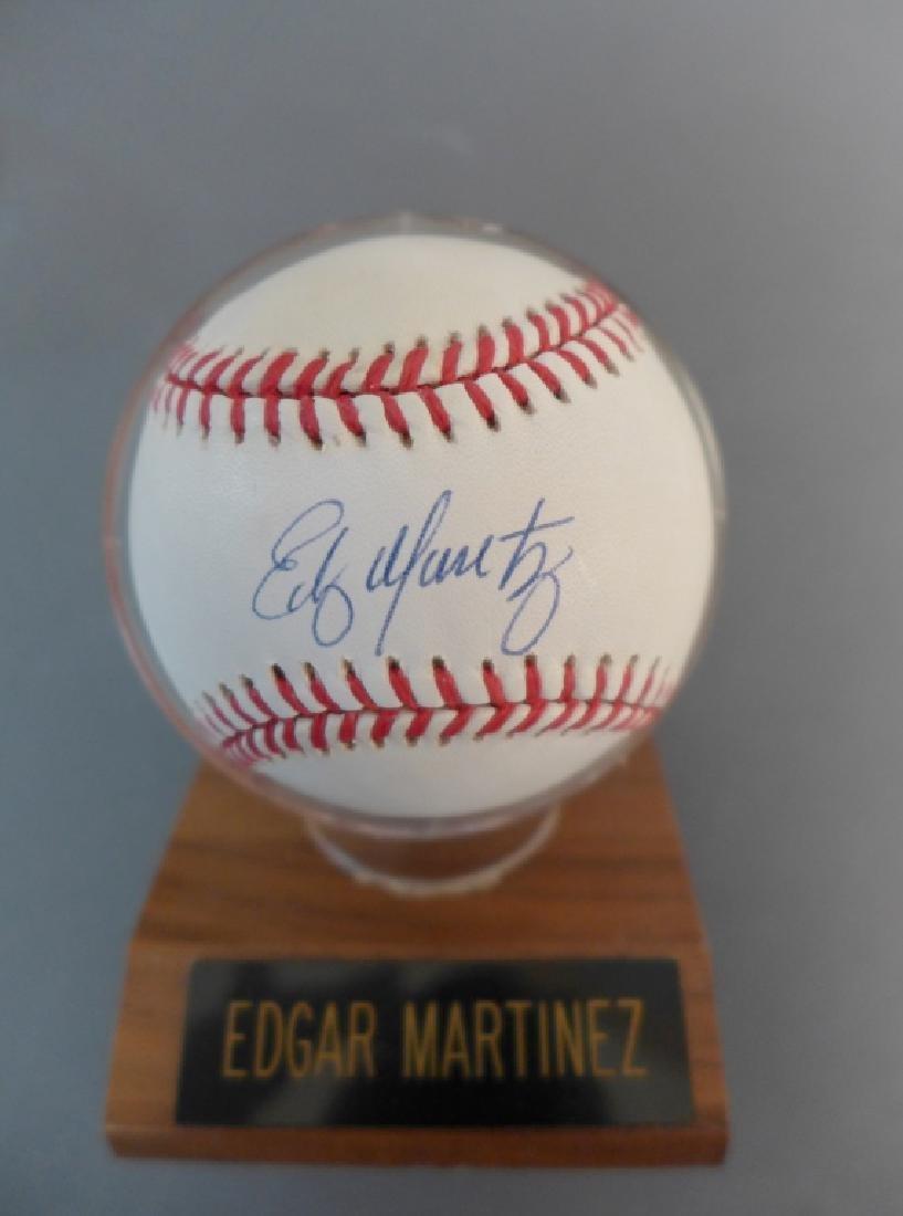 American League Signed Baseballs - 3