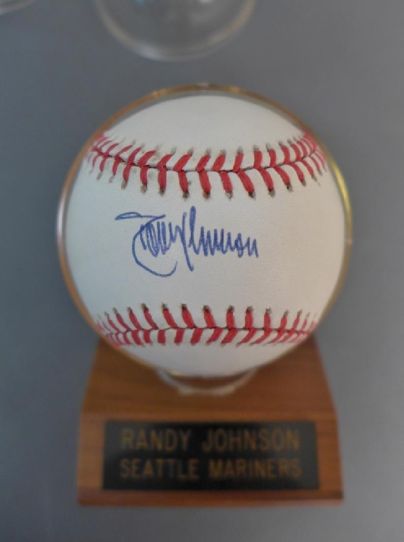 American League Signed Baseballs - 4