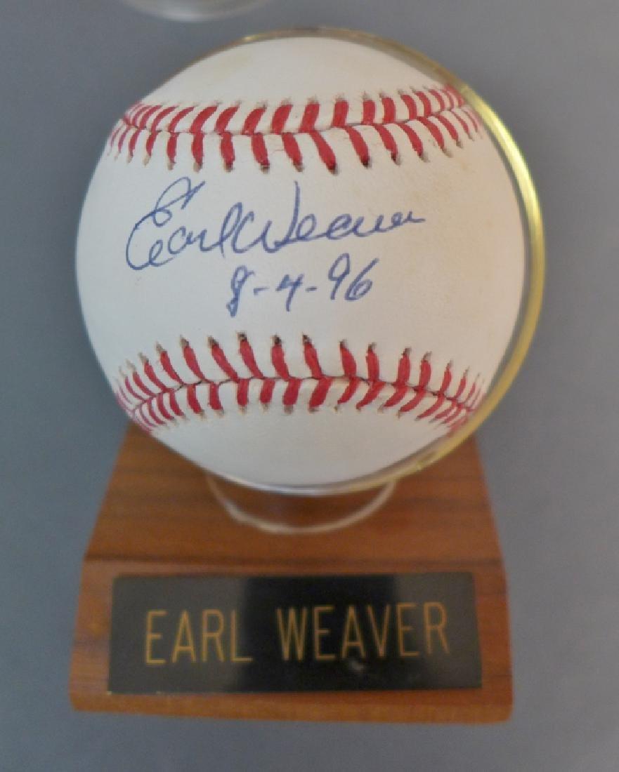 American League Signed Baseballs - 5