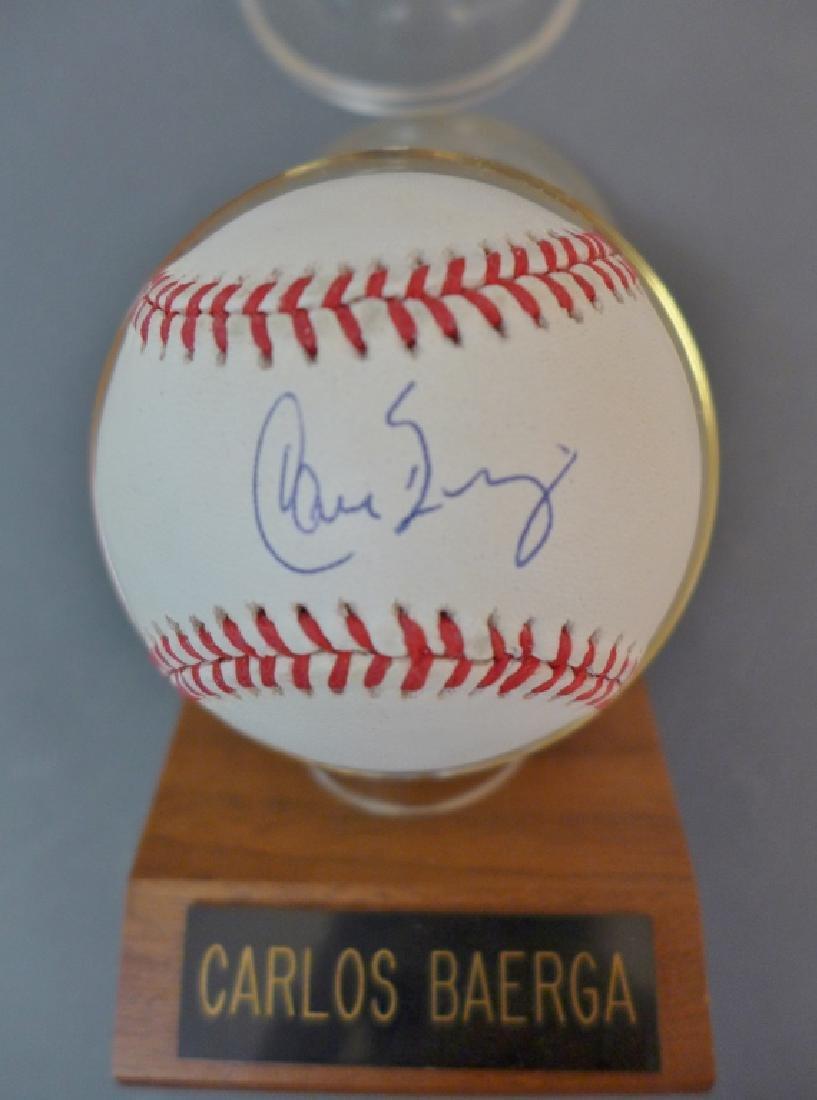American League Signed Baseballs - 6
