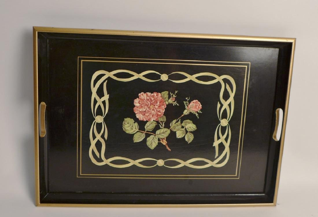 Tiffany & Co. by Sybil Connolly Hand Painted Tray - 10