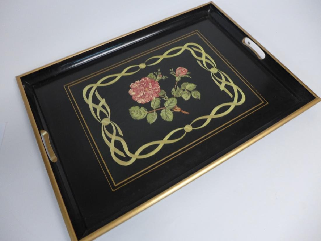 Tiffany & Co. by Sybil Connolly Hand Painted Tray