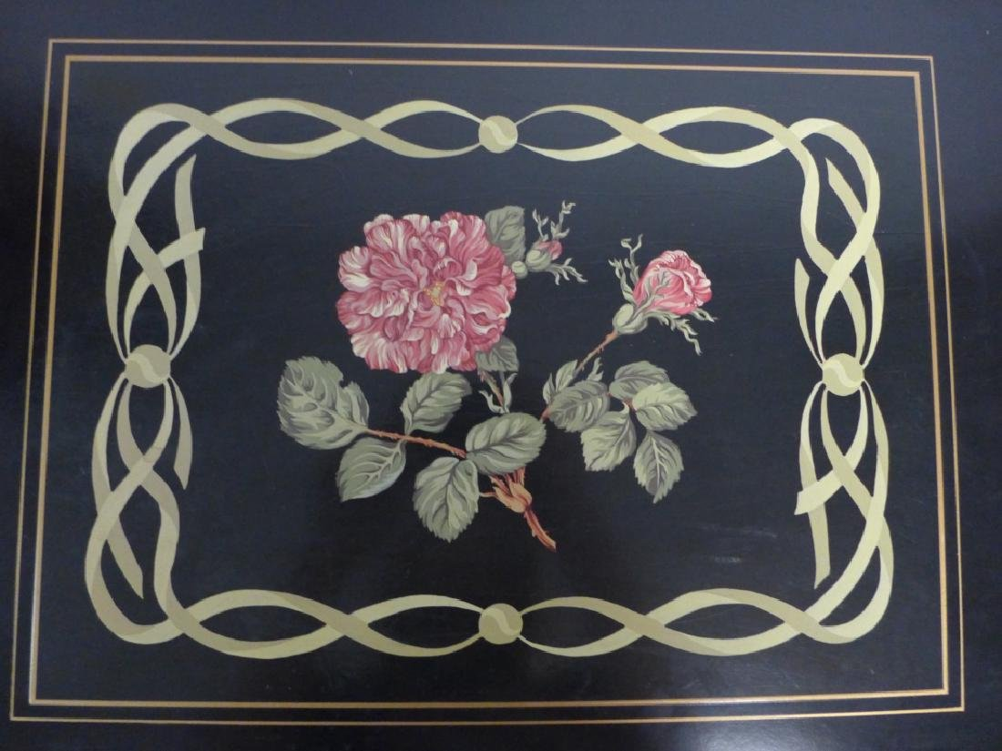 Tiffany & Co. by Sybil Connolly Hand Painted Tray - 2
