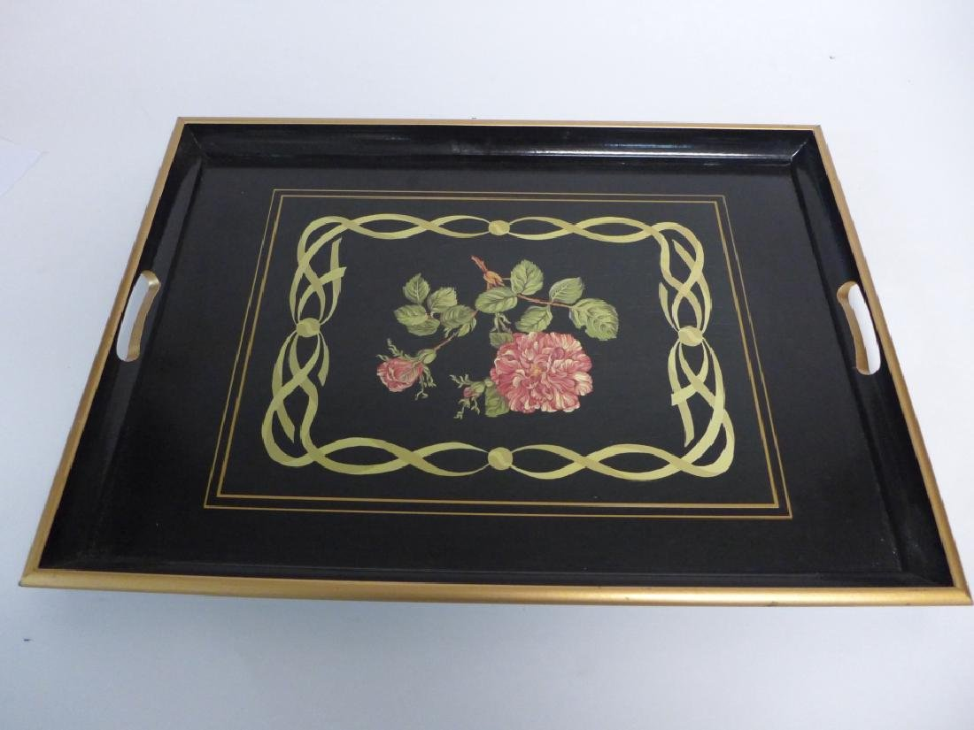 Tiffany & Co. by Sybil Connolly Hand Painted Tray - 3