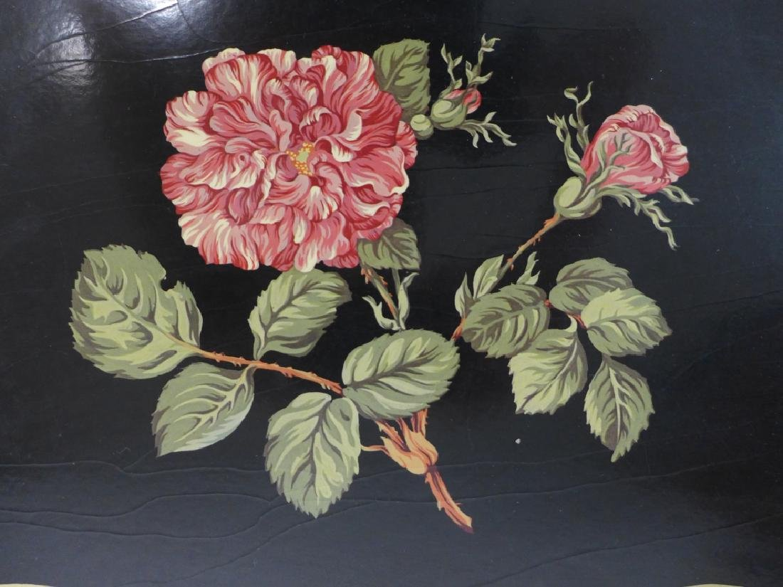 Tiffany & Co. by Sybil Connolly Hand Painted Tray - 8