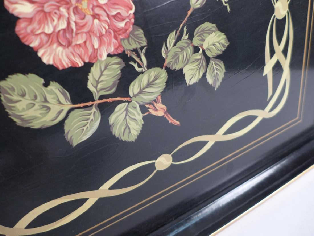 Tiffany & Co. by Sybil Connolly Hand Painted Tray - 9