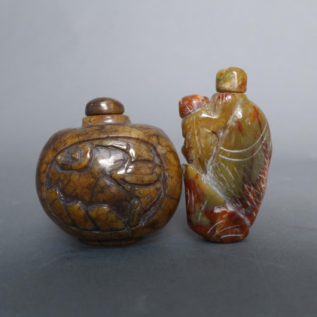 Collection of Asian Snuff Bottles - 7