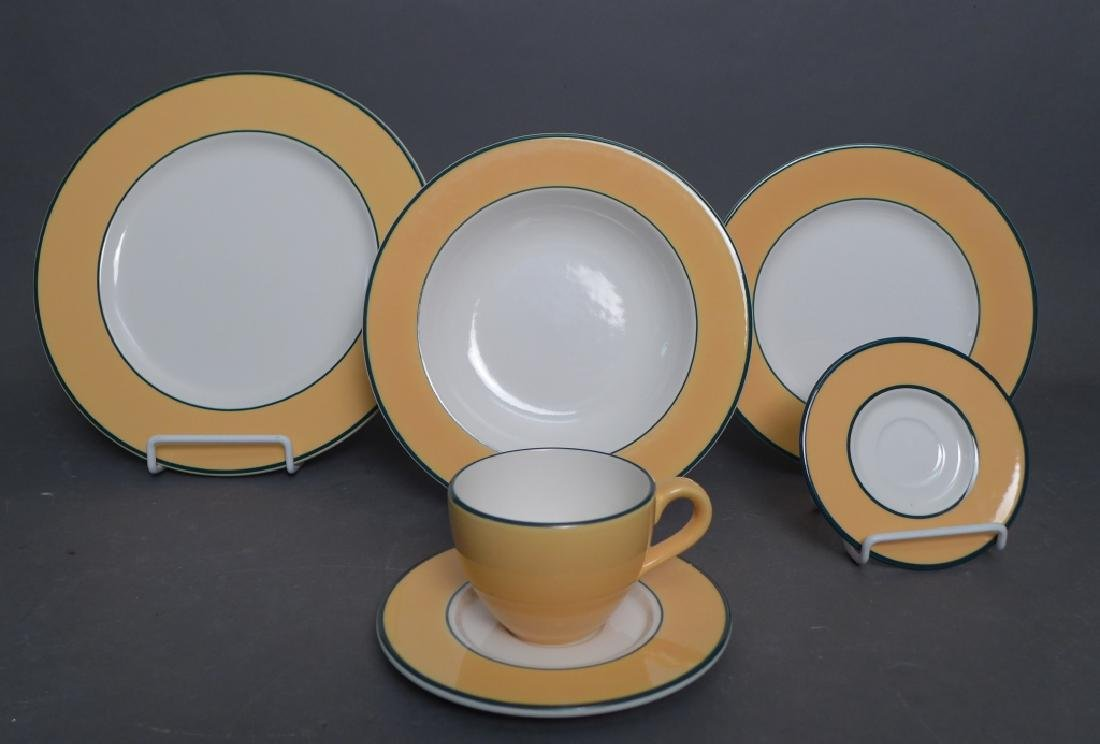 Pagnossin Treviso Italy Yellow Serving Ware - 7