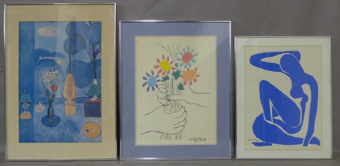 Collection of Modern Art Prints