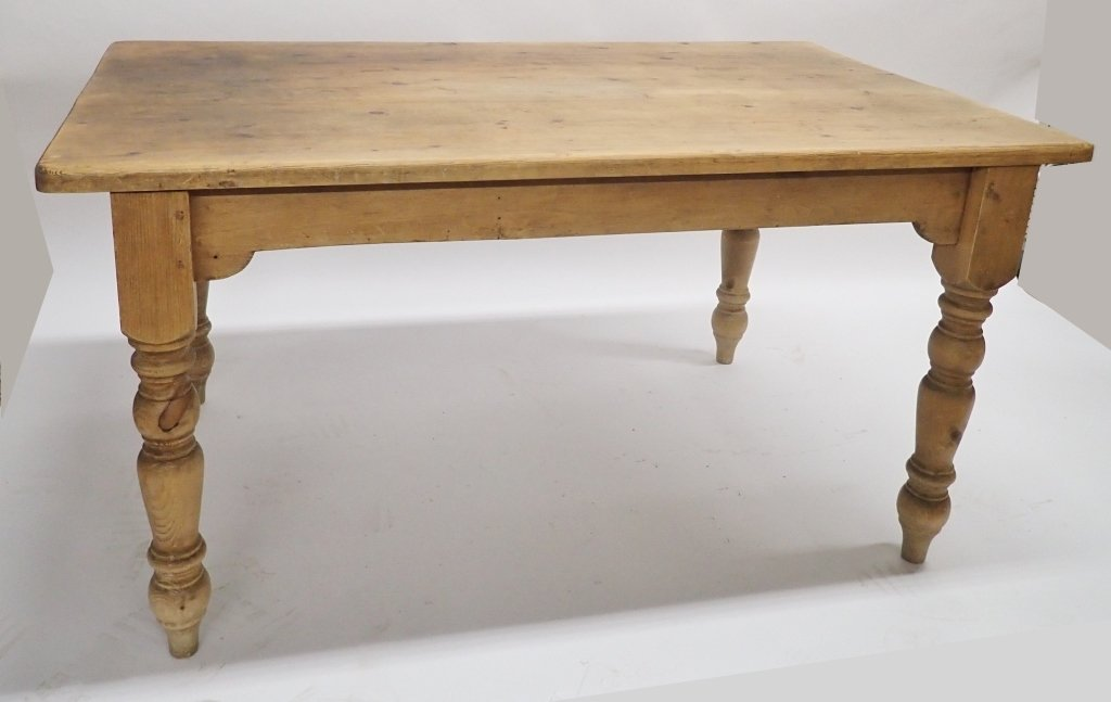 Pine Country Plank Table